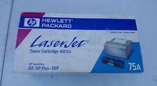 New Open Box OEM  HP LaserJet Toner 92275A 75A for LaserJet IIP IIP Plus IIIP