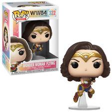 Funko Pop!Heroes Wonder Woman 1984 - Wonder Woman Flying #322 In Stock