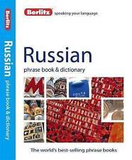 Berlitz: Russian Phrase Book & Dictionary by Berlitz Publishing Company (Paperback, 2012)