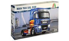 MAN TGX XXL D38 ITALERI 1/24 PLASTIC KIT