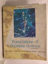 Foundations of Business Systems, Andersen Consulting, Very Good Book