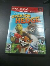 New listing Over The Hedge (Sony PlayStation 2 Ps2) Complete