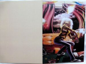 IRON MAIDEN Rare Christmas Card 1980 ! Limited Reprint !