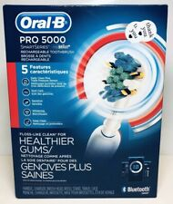 Oral-B Pro 5000 SmartSeries with Bluetooth Electric Rechargeable Power 5212
