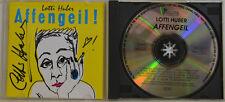 ORIGINAL SIGNIERT - LOTTI HUBER - AFFENGEIL! - CD (W122)