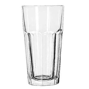 Libbey Glassware Gibraltar 22 oz. Iced Tea Glass, Case of 24