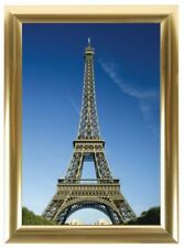 8.5x11 Snap Frame for Wall Mount Use, Easy to Change, Aluminum, 1 inch Profile -