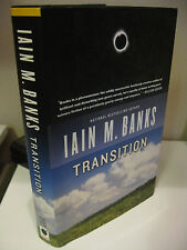 TRANSITION by Iain M. Banks 1st Edition/1st Printing 2009 Orbit Fine/Fine