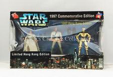 Star Wars 1997 Hong Kong Limited Commmemorative Edition Rebel Set POTF2 New!