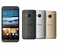 HTC ONE M9 unlock 16GB 20.0MP 4G LTE Android unlock