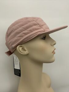Lululemon Pinnacle Warmth Hat NWT Size XS/S MISR Pink Primaloft Insulated