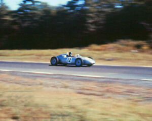 1961 Porsche 718 DAN GURNEY 8x10 Photo Watkins Glen Poster Print US Grand Prix