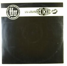 "12"" Maxi - Lil Louis - French Kiss - E419 - cleaned"