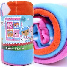 Lalaloopsy Fleece Throw Blanket (46in x 60in)