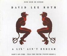 David Lee Roth A lil' ain't enough (1990)  [Maxi-CD]