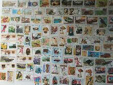 More details for 500 different cambodia stamp collection