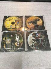 4 Playstation 3 Games: Assassins Creed Brotherhood,Duke Nukem,Haze,Tomb Raider