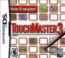 Touchmaster 3 (Nintendo DS) Lite Dsi xl 2ds 3ds xl touch master