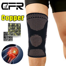 1 Pair Sport Knit Knee Patella Support Brace Fitness Compression Sleeve Pad M