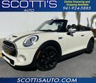 2017 MINI Cooper Cooper S CONVERTIBLE~ AWESOME COLORS~ NAVIGATION~ 2017 MINI Convertible, Pepper White with 72154 Miles available now!