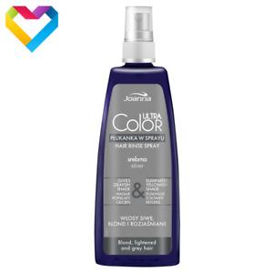 JOANNA Ultra Color System Hair Toner Rinse SPRAY - SILVER 150ml