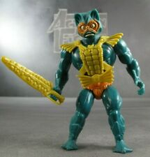 MER-MAN 1982  He-Man Masters Universe MOTU Sea Merman Complete Action Figure Toy