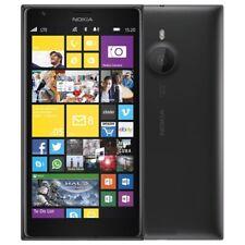 NOKIA Lumia 1520 (RM-940) Smartphone - 16 GB Black AT&T Network - Very Good