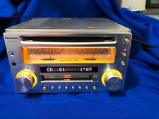 e292d286196 Rare panasonic CQ-VX5500 CD PLAYER made in Japan PURE SOUND STYLE car radio