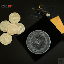 JohnWick Blood Oath Badge Coin Gold Coin Cosplay Prop Replica Collection Gift