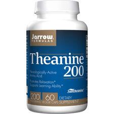 L-Theanine 200, 200mg x 60 Capsules - Jarrow Formulas Sleep, Relaxation, Stress