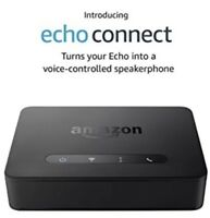 Amazon Echo Connect - Black