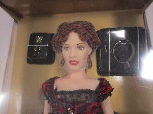 Franklin Mint Titanic Rose Vinyl Portrait Doll. In Original Box