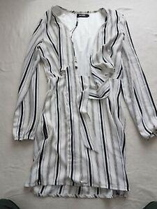 Womens Clothes Bundle Size 8 - 10 Floral, Striped, Top, Jumper, Jumpsuit, Dress