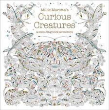 Millie Marotta's Curious Creatures: A Colouring Book Adventure (Colouring Books