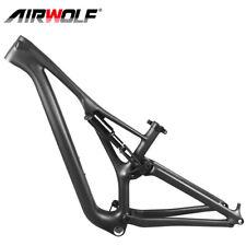 2021 Dirt Jumper EVO Carbon Vollfederung Rahmen mtb Boost Fahrradrahmen 148*12mm