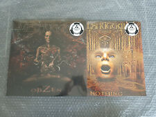 MESHUGGAH: Nothing & ObZen SPLATTER DELUXE Vinyl LPs, lim. 300 Dream Theater NEW