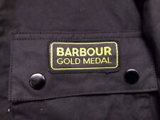 "Barbour Wax Jacket - GOLD LABEL - International - 44"" - Very Rare"