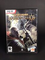 Warhammer: Mark Of Chaos PC CD-ROM Game And Manual