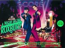 A Night At The Roxbury movie poster Will Ferrell, Chris Kattan - 12 x 16 inches