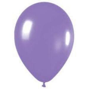 "12 DELUXE LILAC Latex BALLOONS  Helium Grade 11"""