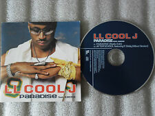 CD-LL COOL J-PARADISE-Feat.AMERIE-AFTER SCHOOL-P.DIDDY-_(CD SINGLE)-2003-2 TRACK