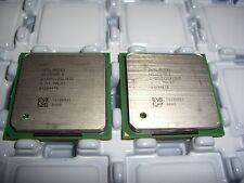 **NEW** Intel Celeron D 320 2.4 GHz RK80546RE056256 SL7C4 Processor