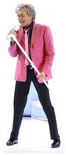 Rod Stewart LIFESIZE CARDBOARD CUTOUT STANDEE STANDUP singer rocker pop star