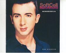 CD SOFTCELL / MARK ALMONDmemorabiliaVG++  (B2787)