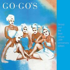 THE GO GO'S - Beauty & the Beat - 2 CD Anniversary Deluxe Edition 5099902702728
