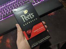 Peet's Coffee Espresso Capsules CERMA SCURA Intensity 9 40 Count 05/2020