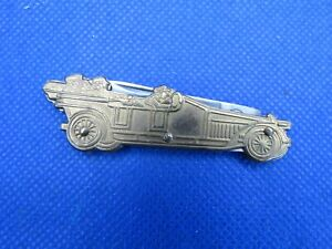 VINTAGE REMINGTON UMC ANTIQUE BRASS CAR KNIFE COLLECTABLE PIECE OF ART