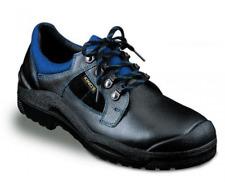 Kings 96601 Chaussures de Sécurité de Travail Planes Noir Femmes
