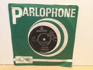 "The Beatles – I Feel Fine - 7"" Vinyl Single –R5200 – 1st – 1N/1N –1964–REF.8755"
