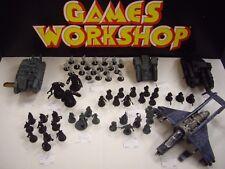 Forge World: Mechanicum / Space marines, Second hand mad mix Warhammer  #A29